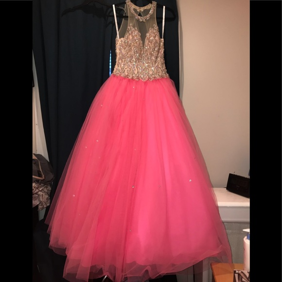 Fiesta Gowns Dresses | Quinceaera Or Sweet 16 Ball Gown Dress | Poshmark